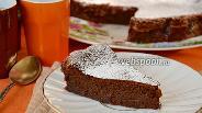 Фото рецепта Шоколадный пирог