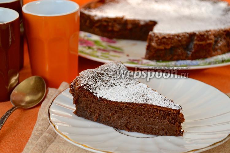 Фото Шоколадный пирог