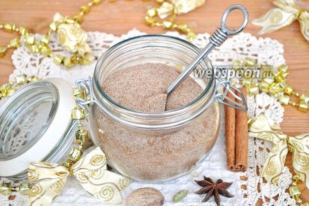 Пряничный сахар