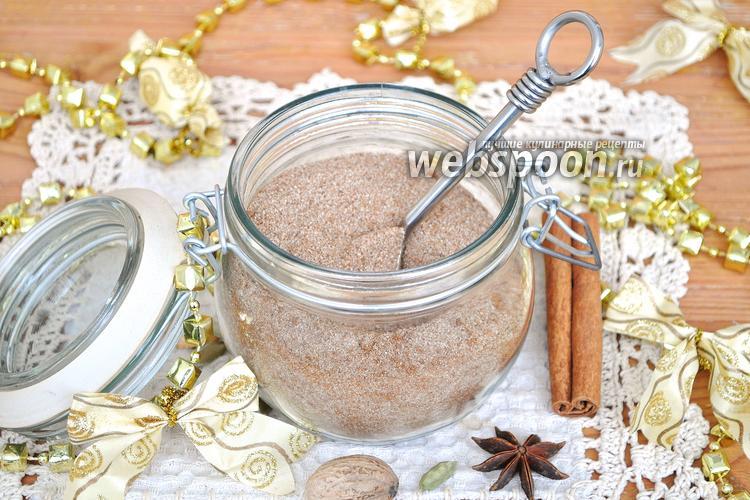 Фото Пряничный сахар