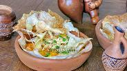 Фото рецепта Тыква с сулугуни