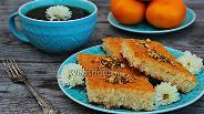 Фото рецепта Басбуса пряно-цитрусовая