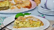 Фото рецепта Яблочно-маковый пирог