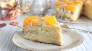 Фото рецепта Торт «Персиковый Шифон»