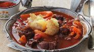 Фото рецепта Гуляш-суп