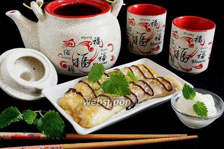 «Канки» с рисовым чаем