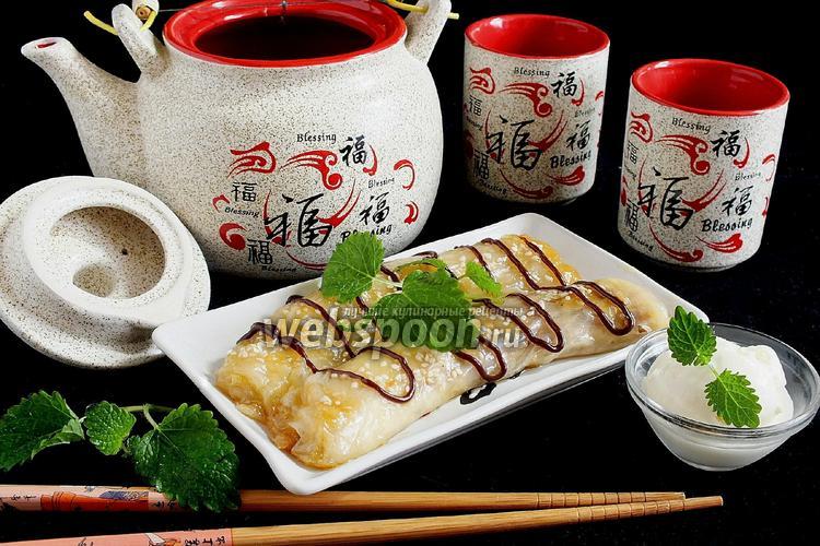 Фото «Канки» с рисовым чаем