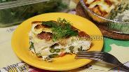 Фото рецепта Запеканка с зелёной стручковой фасолью