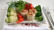 Фото рецепта Мясные кексы