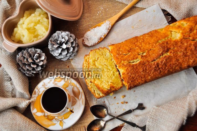 Рецепт Карибский кекс