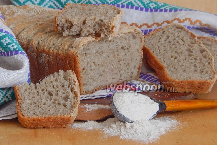 Фото Гречневый хлеб