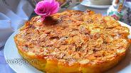 Фото рецепта Яблочно-грушевый пирог с аппетитной корочкой