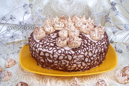 Торт «Сказочный вечер»