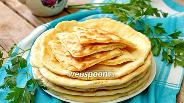 Фото рецепта Ленивые хачапури на сковороде