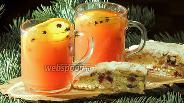Фото рецепта Пунш яблочный безалкогольный