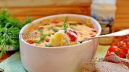 Фото рецепта Запеканка из кускуса и кабачка