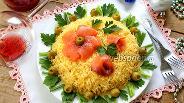 Фото рецепта Салат «Маки»