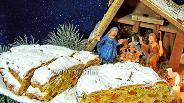 Фото рецепта Рождественский штоллен с курагой и имбирём