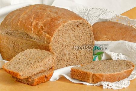 Черёмуховый хлеб