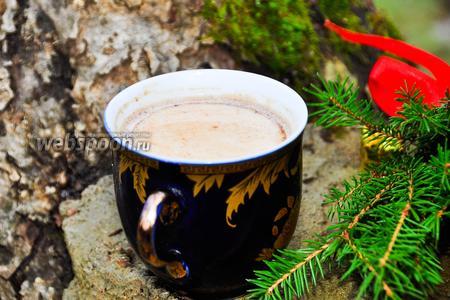 Рождественский кофе (Christmas coffee)
