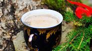 Фото рецепта Рождественский кофе (Christmas coffee)