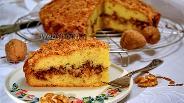 Фото рецепта Ореховый пирог