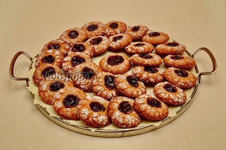 Печенье амареттини готово. Нежное миндальное наслаждение — эти  печеньки за чашкой кофе улетают одна за другой. Незаметно... :)