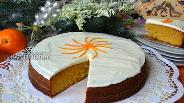 Фото рецепта Пирог апельсиновый