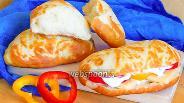 Фото рецепта Ажурные булочки для сэндвичей