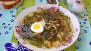 Фото рецепта Суп с морской капустой