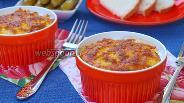 Фото рецепта Запеканка из риса и курицы