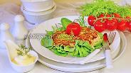 Фото рецепта Отбивные в картофельной «Шубе»