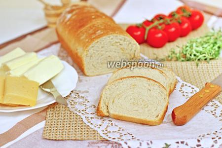 Слоёный хлеб с тмином и апельсиновой цедрой