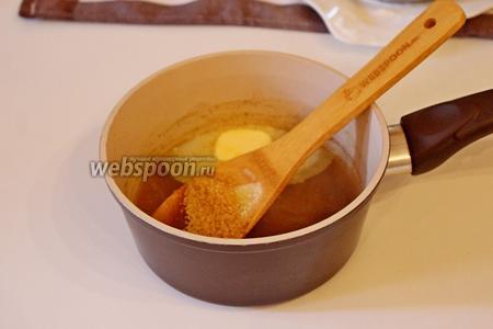 Сразу добавить сахар, соль и масло сливочное, перемешать до однородности и дать остыть до тёплого.