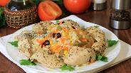 Фото рецепта Курица с рисом и мексиканской смесью в мультиварке