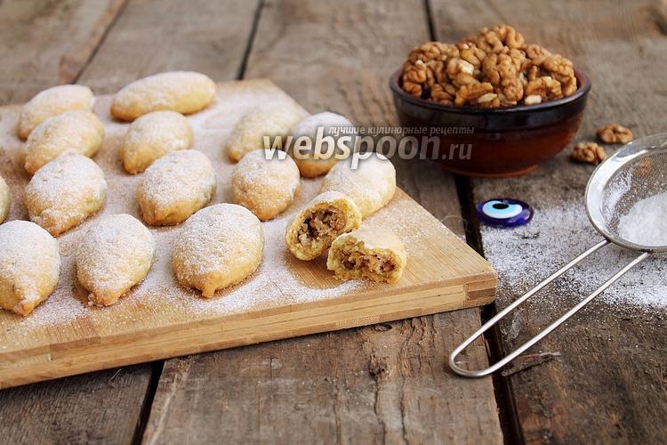 Фото Турецкое печенье Керебич