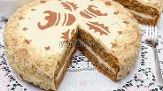 Фото рецепта Пряный морковный пирог