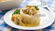 Фото рецепта Соте из куриного филе