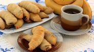 Фото рецепта Бананы в тесте фило