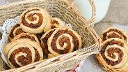 Фото рецепта Печенье Джирасоли