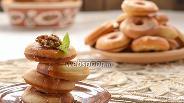 Фото рецепта Пончики на молоке