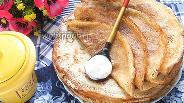 Фото рецепта Блинчики на сыворотке