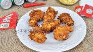Фото рецепта Острые крылышки KFC