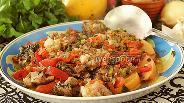 Фото рецепта Хашлама из баранины