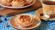 Фото рецепта Творожные пирожные «Фрейлина»