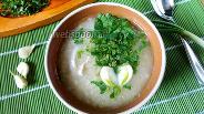 Фото рецепта Крестьянский суп с пшеном