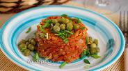 Фото рецепта Рис с овощами и капустой