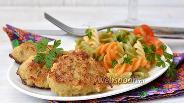 Фото рецепта Рыбные котлеты из хека с манкой