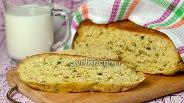 Фото рецепта Бездрожжевой хлеб в мультиварке