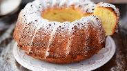 Фото рецепта Творожный кекс по ГОСТу